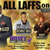 All Laughs On Me Comedy Show