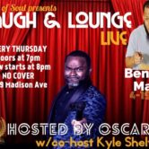 Laugh & Lounge Live