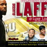 LAFFS 😆 LUXE ULTRA LOUNGE COMEDY SHOW