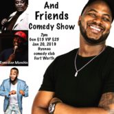 Chris Gardner & Friends Comedy Show