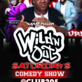 Wild'n Out Saturdays T-Town