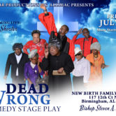 Deadwrong Stage Play & Comedy Tour